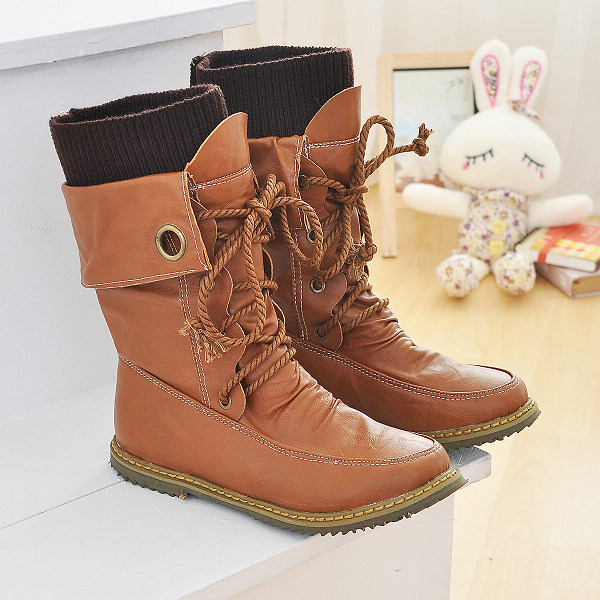2016 Big size 34-52 Botas Mujer Boots Shoes Woman Fashion Motocicleta Mulheres Martin Boots Femininas Women 702<br>