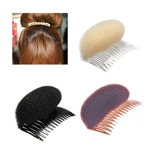 Hot Fashion Women Hair Clip Styling Bun Maker Braid Tool Hair Accessories Comb