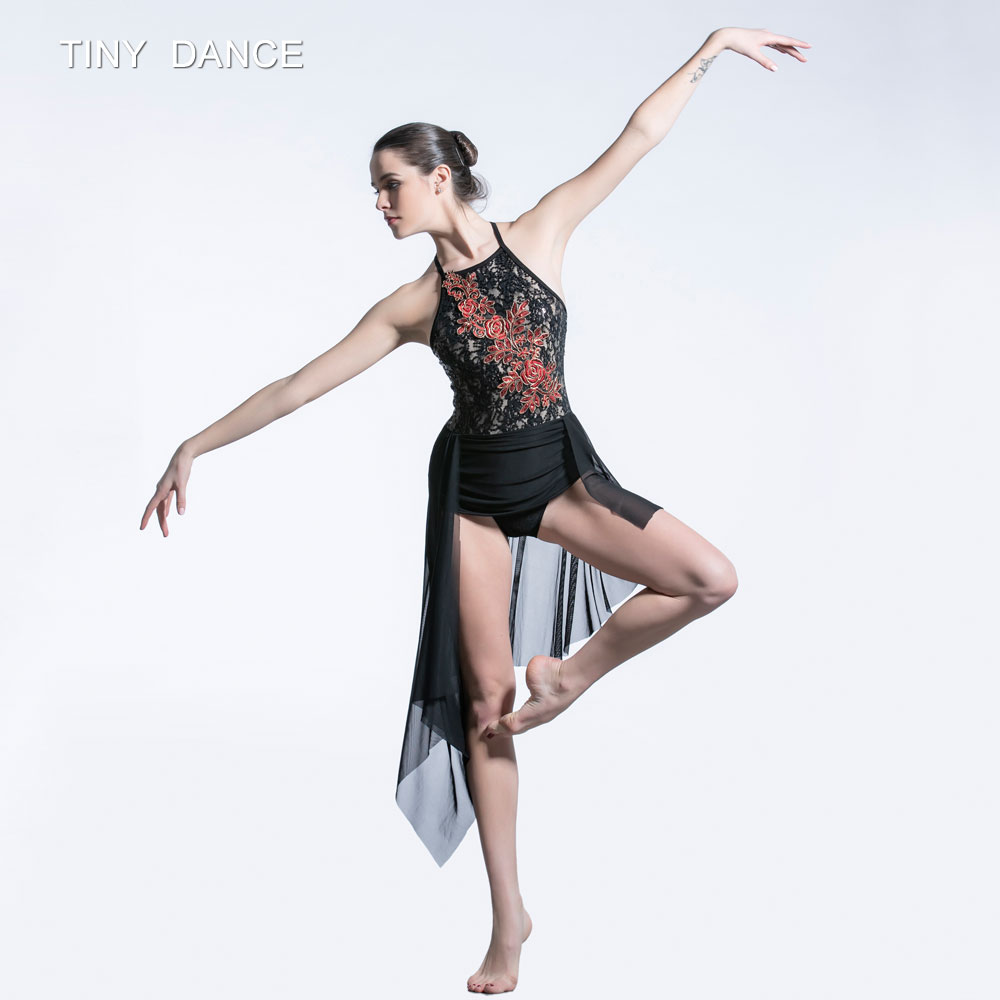 NEW Adult SA MA Leotard Biketard Dance Ballet Jazz Costume Burgundy Mesh Women/'s