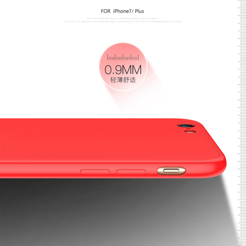 Luxury Soft TPU 360 Full Cover Cases For iPhone 9 X 8 7 6 6S Case 5 5S SE Cover Cases For iPhone 6 7 8 9 Plus case 6.1 6.5 inch (22)