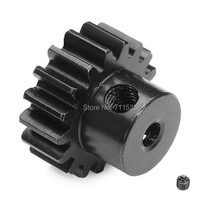 17T Metal Upgrade Motor Gear Spare Parts For Wltoys A949 A959 A969 A979 K929 RC Car