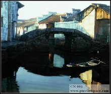 Wholesale chinese oil paintings ,chinese landscape oil painting reproductions on promotion