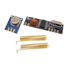 Arduino Uno STX882 Wireless RF Transmitter Modul + 15pcs SRX882 Wireless RF Receiver Module+ Antenna in 315MHz or 433MHz