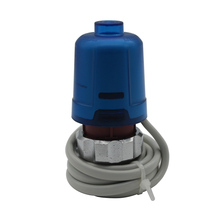 Normally close NC Electric Thermal Actuator for Manifold flooring Heating valve part 230V 24V adiator thermostat(China)