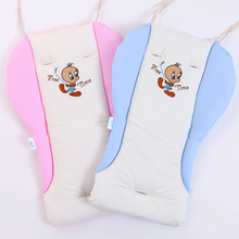 Cartoon Duck Baby Stroller Pad,Pram Accessories,Baby Travel System Infant Chair Cushion,Ticken Warm Child Car Seat Cushion Mats(China)
