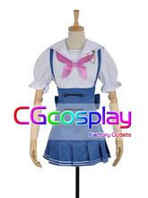 Free Shipping Cosplay Costume Nozomi Tojo New in Stock Retail / Wholesale Halloween Christmas Party Uniform