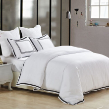 New Comfortable Bedding Set Shipping From America 100% Imported Luxury Micro Fiber Yarns Duvet Cover Pillow Shams#HC1123001