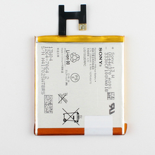 100% Original Replacement Battery LIS1502ERPC For Sony Xperia Z L36h L36i c6602 SO-02E C6603 S39H Phone Battery 2330mAh