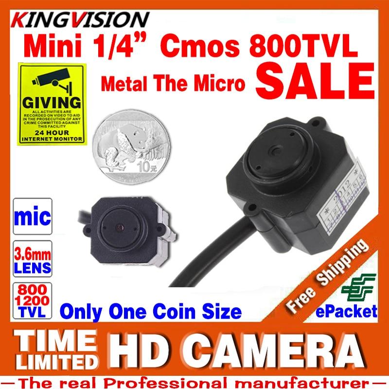 Floor Price Promotion Very Samll Hd 1/3cmos 800TVL Surveillance Home INDOOR Audio Mic CCTV Mini Camera Security Color Analog vid<br><br>Aliexpress