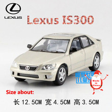 KINSMART Die Cast Metal Models/1:36 Scale/Lexus IS300 toys/for children's gifts/for collections