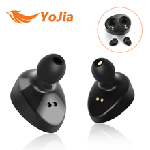 Vontar K2 TWS Earbuds Bluetooth Earphone Wireless Headset Portable With Battery Box Hands Free For smart phones