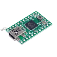 Teensy2.0 USB AVR development board keyboard mouse ISP U disk experimental board mega32u4