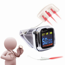 Innovative products for import Wrist laser therapy device for blood pressure control