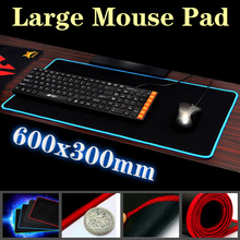 Ultralarge Mouse pad Large Desk Pad Keyboard Pad Table Mat 30 x 60cm Big Mouse Pad