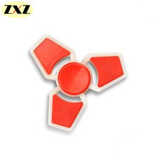 Buy NEW Luminous Fidget spinner ABS Plastic EDC Hand Spinner Autism ADHD Rotation Long Time Stress Relief Toys for $3.07 in AliExpress store