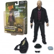 "MEZCO 6"" BREAKING BAD HEISENBERG Collectible Action Figure in stock Freeshipping"