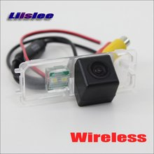 Wireless Car Rear View Camera For Volkswagen VW Polo / GTi / Derby Hatchback / HD Back Up Reverse Camera / DIY Plug & Play(China)
