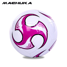 MACHUKA New Professional Football Ball Size 5 Soccer Ball PU Ball Machine-stitched Ball Outdoor/Indoor Training Soccer Football