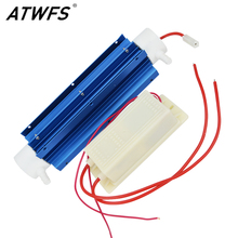 ATWFS Newest 220V 10G/H Water Disinfection Treatment Suite Ozone Generator Water Quartz Tube Air Ozone Air Purifier(China)