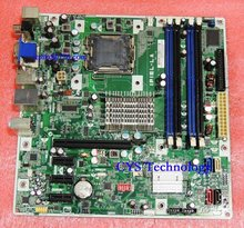 EMS Free shipping for original DX7500 motherboard LGA775 IPIEL-LA ,487741-001 487622-001,DDR2,G45,work perfect