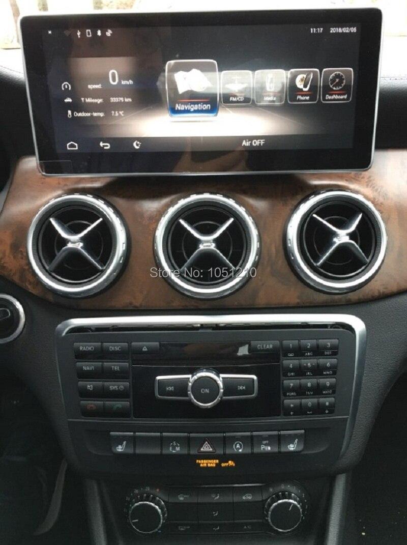 Mercedes Benz CLA GLA A Class W176 2013-2015_after installation