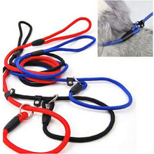 Blue/Red/Black Universal Harness P Chain dog collar,large and small dog collar,retriever pet dog cat collar supplies 0.6*130cm