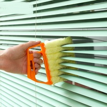 Shutters Cleaning Tools Cleaning Brushes Air Conditioning Outlet Dust Removal Brush Gap Clean Brush