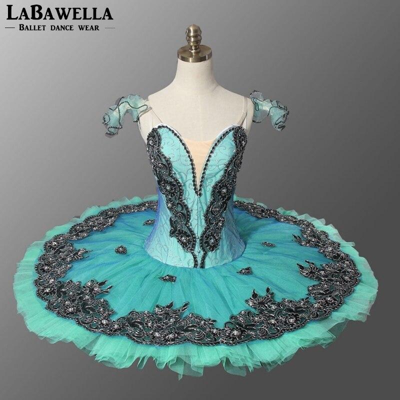 Platter Ballerina Stage Costume BT8973A Women Professional Tutu Girls Esmeralda Pancake Tutu For Girls
