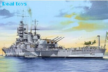 Trumpeter 1/350 05318 Italian Navy Battleship RN Roma model kit