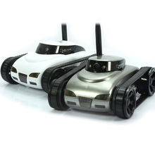 Mini App-controlled 777-270 RC WiFi Mini Real-time Transmission Tank With Camera Metal Remote Control RC Tank for Adult 4CH(China)