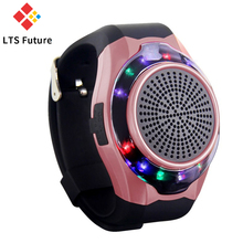 2017 LTS Newest Original U3 Bluetooth Watch Speaker Wireless Stereo Sport Wearable Device Subwoofer Handsfree For iphone Android