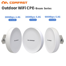 2.4G & 5.8G Comfast Long range Wireless Outdoor CPE WIFI Router 300-900 Mbps Access Point AP Router Bridge WIFI Repeater Monitor