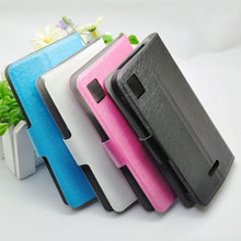 PU Leather Phone Case For Gigabyte GSmart Classic Pro Cell Phone Flip Cover