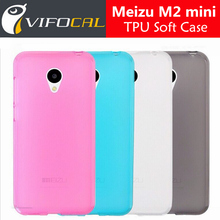 Meizu M2 mini Case 5.0inch TPU Silicone Comfortable Back Protector Cover For Meizu M2 mini Mobile Phone - Free Ship