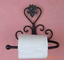 Wrought iron  bathroom towel rack  simple  creative   restore ancient ways