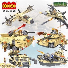 emergy resure building blocks helicopter Missile vehicle Destroyer toys Fighter Armored car for boys Kids educational toys