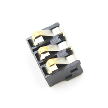 200pcs/lot New Inner FPC Connector Battery Holder Clip Contact replacement repair parts for Nokia 3100 N3100(China)