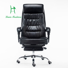 Home office computer chair cortical boss can lie swivel chair(China)