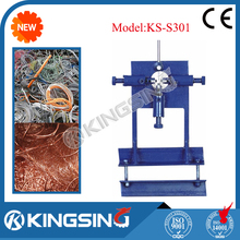 New Type Scrap Cable Stripping Machine KS-S301+ Free Shipping by DHLair express (door to door service)