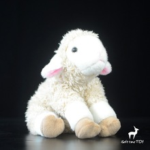 Stuffed Animals Children'S Toy Simulation Sheeps Plush Toys Cute Sheep Doll