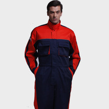 One piece  wear one piece tooling coverall spring and autumn long-sleeve car coverall