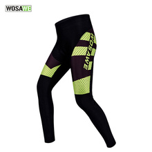 WOSAWE Brand Sportful Cycling long Pants Unisex Waterproof Polyester Cycling Mountain Biking Outdoor Sports Pants 5 Sizes(China)