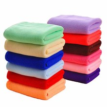 1pcs 30*70cm Miicrofiber Fabric Soft Towel Hand Bathroom Room Car Cleaning Towels badlaken toalla Toallas Mano Gift 42008