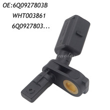 New Front Left ABS Wheel Speed Sensor For VW Fox Golf Polo UP Audi A1 A2 A3 Seat Skoda 0986594500 6Q0927803A 6Q0927803B