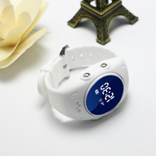 Shenzhen YQT waterproof IP68 Q520s gps watch child with LBS/GPS/WIFI location