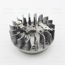 Easy Pull Start Starter Flywheel for 47cc 49cc Pocket Mini Moto Dirt Bike Quad ATV Motorcycle Motocross(China)