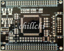 DSP development board TMS320VC5509A development board DSP5509 board space board