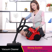 1000W Home Canister Vacuum Cleaner Large Suction Capacity Powerful Aspirator Multifunctional Cleaning Appliances