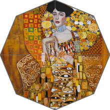 Hot Sale Custom Gustav Klimt Adults Universal  Design Fashion Foldable Umbrella Good Gift Idea!Free Shipping U30-08