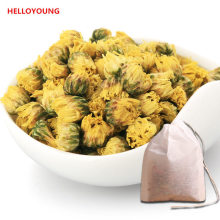 C-TS026 China Genuine Hangzhou 100g Chrysanthemum Flower Tea Refreshing aromatic,Blooming Tea For Health Care Green Food